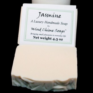 jasmine cocoa butter bar soap